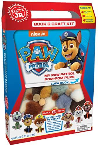 Klutz Jr. My Paw Patrol Pom-POM Pups