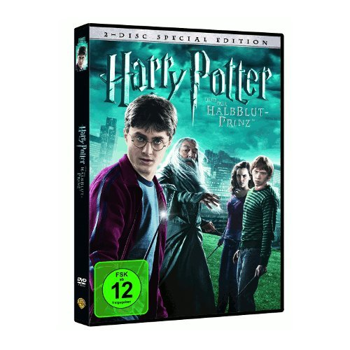 Harry Potter und der Halbblut-Prinz - 2-Disc Collector's Edition (DVD)