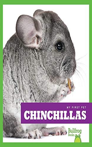 Chinchillas (My First Pet) (English Edition) Black Chinchilla