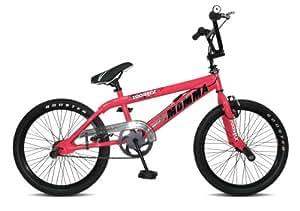 Rooster Big Momma Spoke 2011 Girl's BMX Bike - Neon Pink, 20 Inch