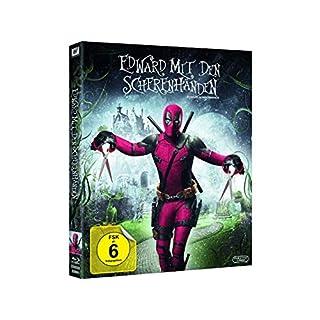 Edward mit den Scherenhänden - Exklusiv Limited Deadpool Schuber Edition - Blu-ray