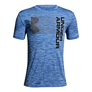 Under Armour Jungen 1306086 Kurzarmshirt Crossfade Tee