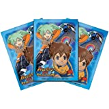 Inazuma Eleven GO official card protection 3 (japan import)