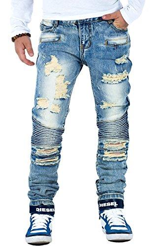 Jungen Jeans Modell - RS107 - 134/140 (Herstellergröße: 12 Jahre)