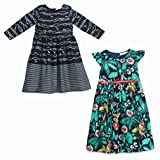 Bella Moda Pack of two Printed Cotton Dr...