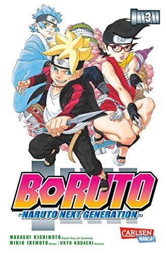 Boruto - Naruto the next Generation 3: Naruto - the next generation