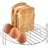 VonShef Halogen Oven Full English Breakfast Rack Suitable for All 10 - 12 litre Halogen Oven