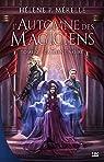 L'Automne des Magiciens, tome 2 : La Reine Noire par Mérelle