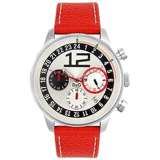D&G Dolce&Gabbana 3719740276 – Reloj para hombres, correa de cuero