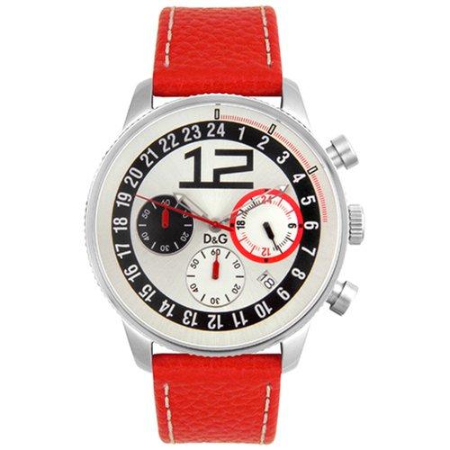 D&G Dolce&Gabbana 3719740276 - Orologio da polso da uomo, cinturino in pelle