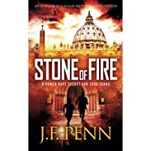 Stone Of Fire: An ARKANE Thriller Book 1 (Volume 1) by J F Penn (2015-04-16)
