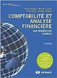 Comptabilité et analyse financière une perspective globale de Hervé Stolowy,Michel Lebas,Yuan Ding ( 9 août 2010 )