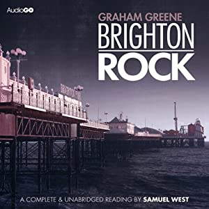 brighton rock book review With an introduction by jm coetzee 'i read brighton rock when i was about thirteen one of the first lessons i took from it was that a serious novel could be an exciting novel - that the novel of adventure could also be the novel of ideas' ian mcewan a gang war is raging through the dark underworld of brighton.