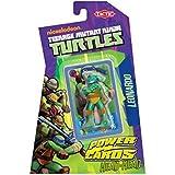 Turtles - Juego de cartas Leonardo Tortugas ninja, para 1 o más jugadores (Tactic Games UK 40891) (importado)