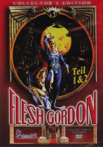Flesh Gordon Teil 1 & 2 - Collector's Edition Preisvergleich