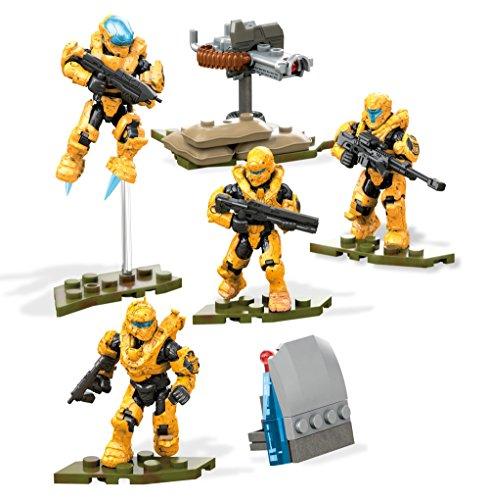 Mega Construx - Halo FMM86 - UNSC Fireteam Castle (Spartan Halo Outfit)