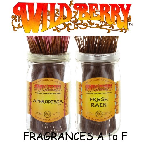 Wild-Berry-Incense-Sticks-Pack-of-10-Fragrances-A-to-F
