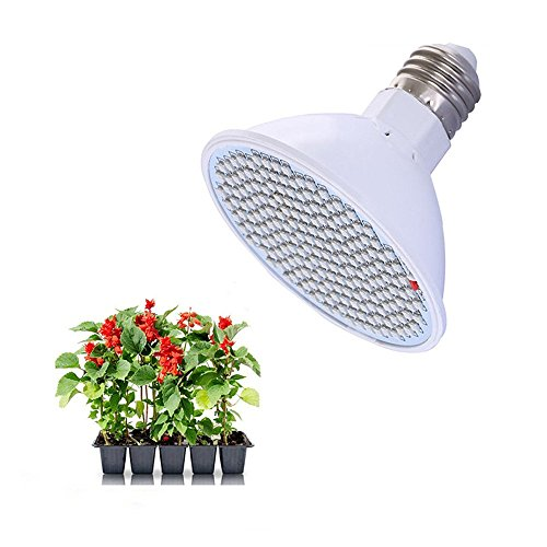 Vollspektrum Led Wachsen Glühbirnen E27 LED Pflanze Wachsende Lichter Lampe für Pflanzen...