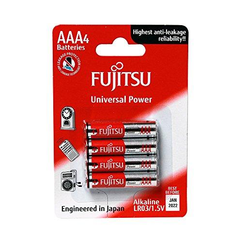 Fujitsu Universal Power FB86550 - Pack de 4 baterías...