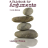 A Rulebook for Arguments (Hackett Student Handbooks)