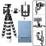 Fantaseal® 3in1 Spiegelreflexkamera Dreibein-Stative Action Kamera Dreibeinstativ Smartphone Ministativ Robust