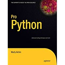 [(Pro Python)] [By (author) Marty Alchin] published on (June, 2010)