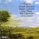 Johann Sebastian Bach: Italienisches Konzert BWV 971/ Franz�sische Ouvert�re BWV 831/+
