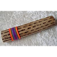 Comercio justo Cactus palo lluvia sonajero–25cm