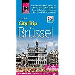 Reise Know-How CityTrip Brüssel: Reiseführer mit Stadtplan und kostenloser Web-App Autovermietung Belgien