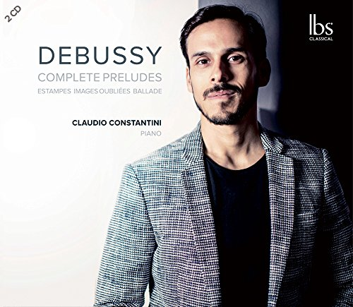 DEBUSSY : Complete Preludes