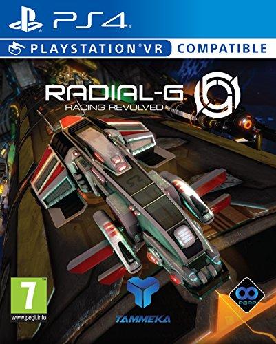 Radial-G: Racing Revolved (PSVR/PS4) [Importación inglesa]