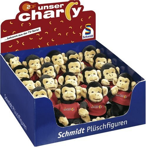 Schmidt Spiele 42611E  - Nuestra Charly, 12 cm