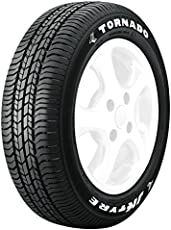 JK Tyres Tornado 165/80 R14 85T Tubeless Car Tyre (Set of 2, Home Delivery)