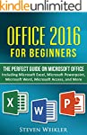 Office 2016 For Beginners- The PERFEC...