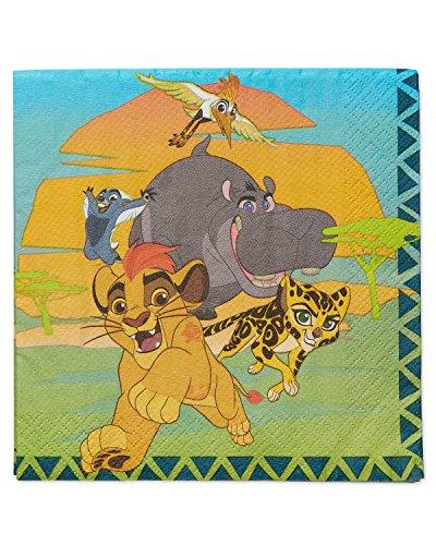 König der Löwen 16 Stk Partyservietten - Disney König der Löwen