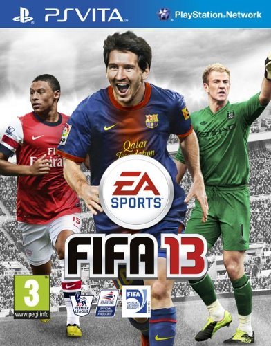 FIFA 13 (PlayStation  Vita) [Importación inglesa]