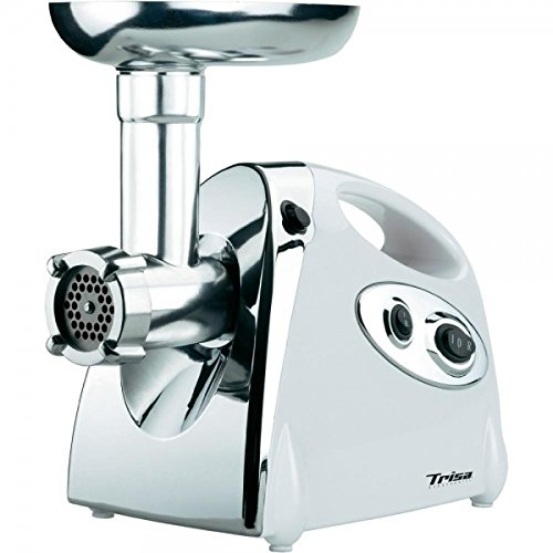 Trisa Electric Meat Mincer, 1200 Watt, 3 PS