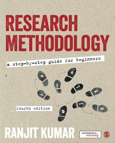 Research Methodology par Ranjit Kumar