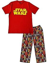 Mens Star Wars Pyjama classique 100% coton