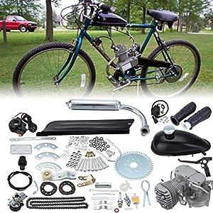 HH Limited Honhill 80cc 2 Stroke Motor Fahrrad Kit Benzin Gas Motorrad...