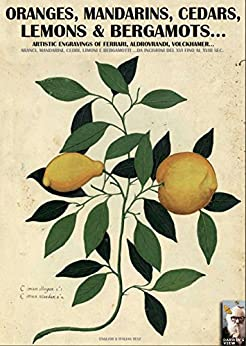 Oranges, mandarins, cedars, lemons & bergamots... Artistic engravings of Ferrari, Aldrovrandi, Volckhamer... (Darwin's view Book 1) (English Edition) di [Cristini, Luca Stefano]