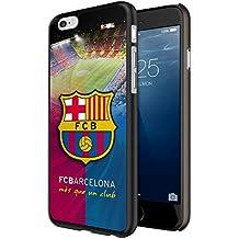 Apple iPhone 7 Oficial FC Barcelona 3D holográficos Carcasa de la Carcasa rígida