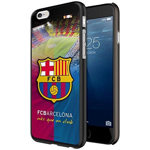 Custodia rigida per Apple iPhone 7ufficiale FC Barcelona olografico 3D