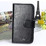 """Prevoa ® 丨 Flip PU Funda Cover Case para THL W200 W200S W200C 5,0"""" Smartphone -"""