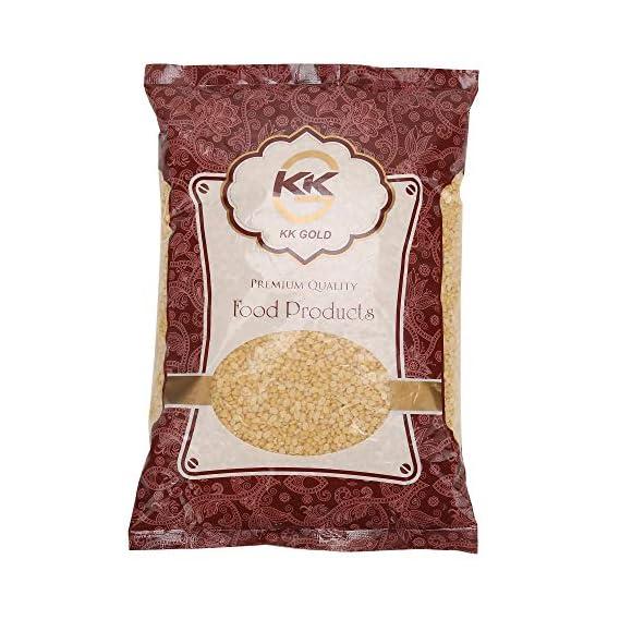 K K GOLD Premium Quality Moong Daal Split, 500 Gram