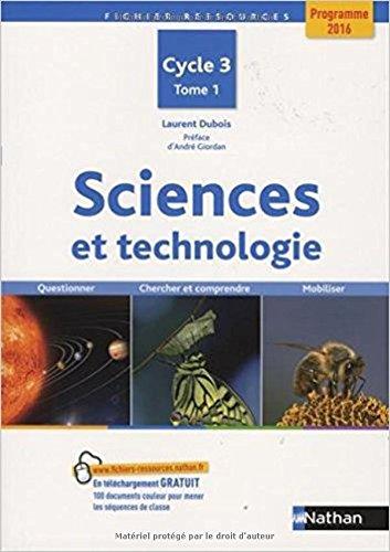 Sciences et technologie (01)