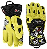 Level Herren SQ CF Handschuhe, Yellow, 7,5