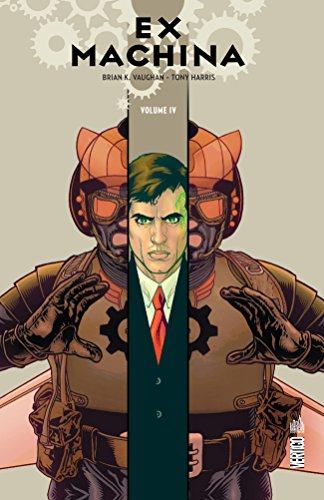 EX MACHINA Tome 4
