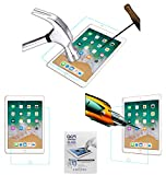 #1: ACM Tempered Glass Screenguard for Apple Ipad 9.7 2018 A1893 Tablet Screen Guard