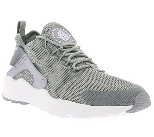 Nike W Air Huarache Run Ultra, Chaussures de Sport Femme, 41 EU gris - Gris (Stealth / White)